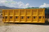 alquiler de contenedores - foto