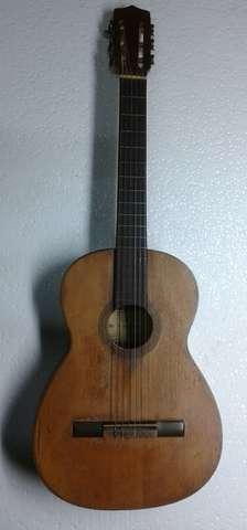Guitarra española - M.G. Contreras - foto 1
