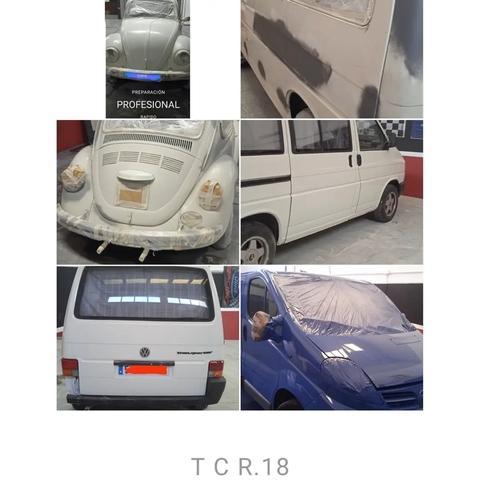 Pinta tu coche en tcr18 - foto 1