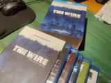 THE WIRE BLUE RAY
