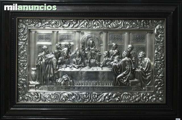 Cuadro de anÓnimo - la santa cena - foto 1