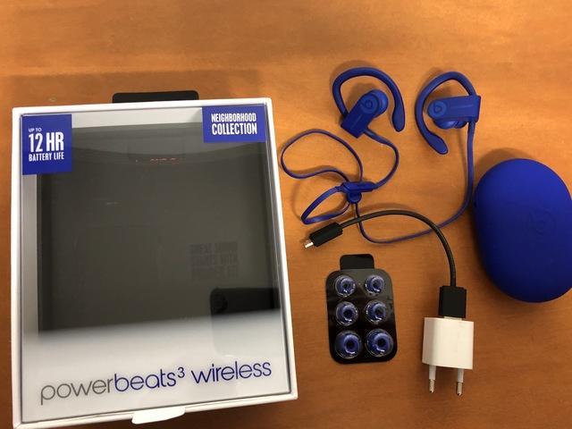 Powerbeats 3 wireless - foto 1
