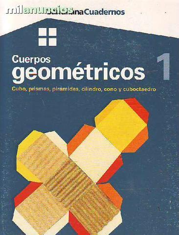 Cuadernos cuerpos geometricos 1 - foto 1
