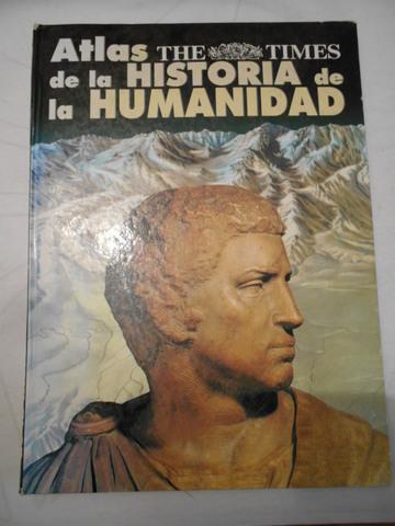 atlas the times,historia de la humanidad - foto 1