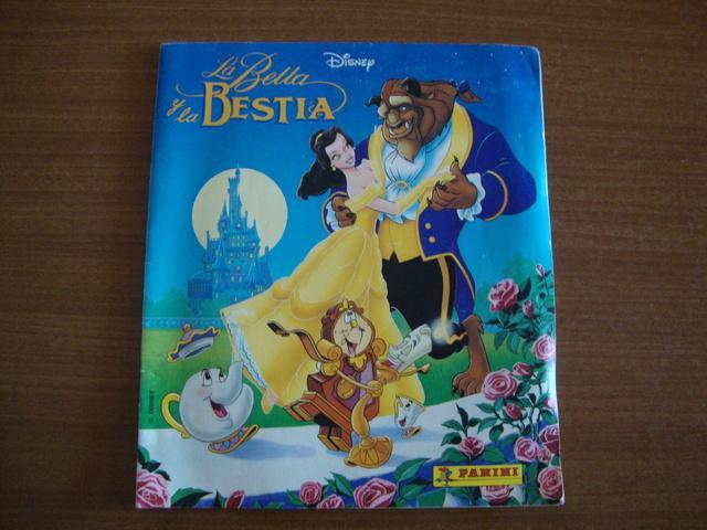 Álbum cromos La bella y la bestia - foto 1