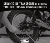 transporte de motos Cádiz Sevilla Málaga - foto