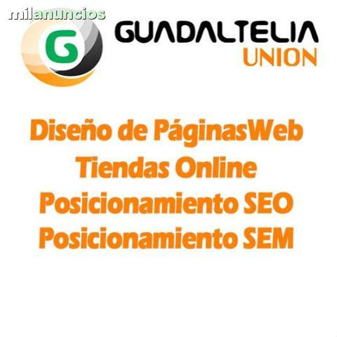 Diseño web - tienda online Alcalá Guad. - foto 1