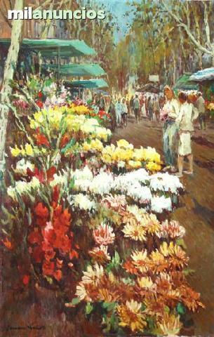 Manuel zamora muÑÓz - puesto de flores - foto 1