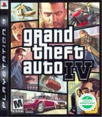 Grand Theft Auto Iv Ps3 - foto 1