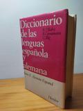 DICCIONARIO ALEMáN-ESPAñOL SLABY/GROSSMA