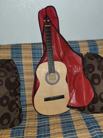 Guitarra criolla nueva con factura - foto 1