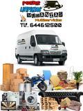 Transportes-mudanzas-limpiezas-desalojos - foto