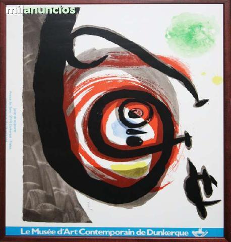 Joan mirÓ - le musee d art contemporain - foto 1