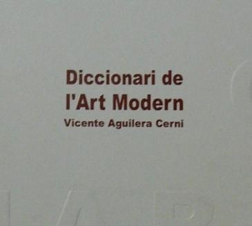Diccionari de l art modern - foto 1