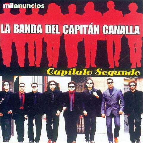 La banda del capitan canalla cd ¡ NUEVO - foto 1