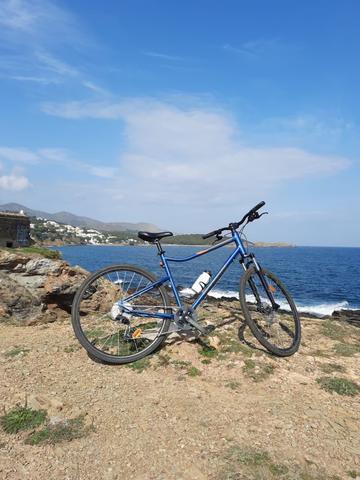 bicicleta casi nueva - foto 1