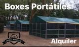 BOXES PORTáTILES EVENTOS