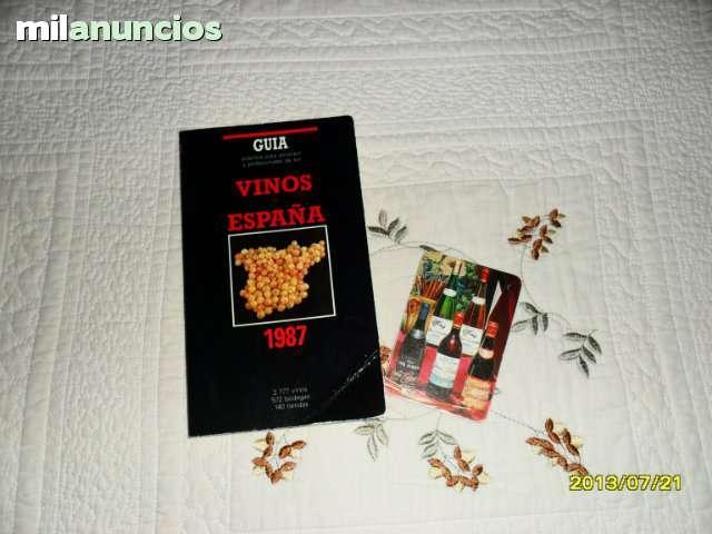 Libro ¨guia vinos de espaÑa¨ - foto 1