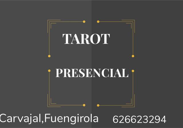 Tarot presencial - foto 1