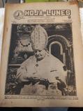 PERIODICO HOJA DEL LUNES SEVILLA 1963