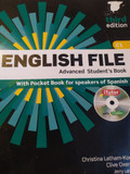 ENGLISH FILE C1 OXFORD