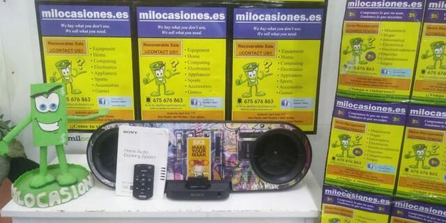 EQUIPO MUSICA SONY SK8 - foto 1
