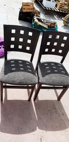 sillas de madera comodas - foto 1