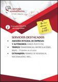 Asesoria-gestoria-correduria de seguros - foto