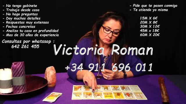 Victoria Román atiendo personalmente 6E - foto 1