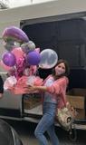 Decoracion de fiestas arreglos globos - foto