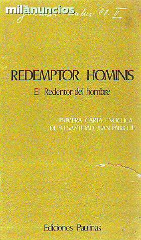 Redemptor hominis: el Redentor del hombr - foto 1