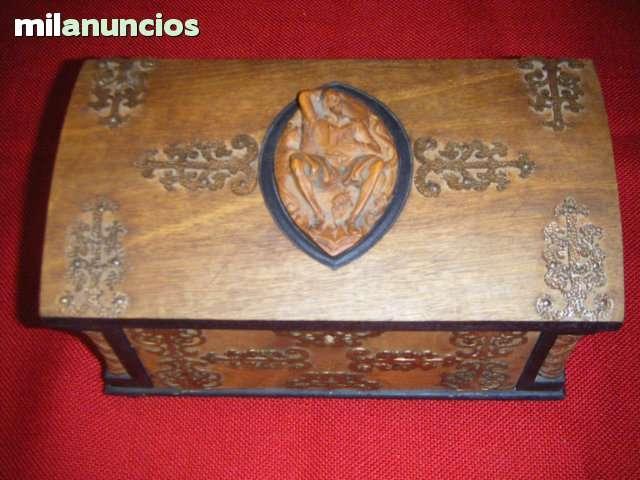 caja madera - foto 1