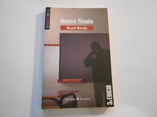 notes finals (vicent borràs) - foto 1