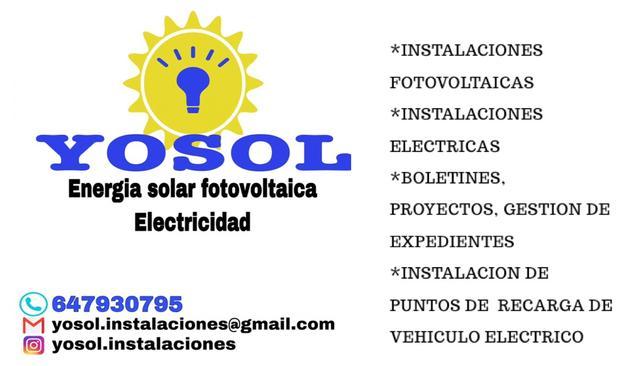 Instalaciones fotovoltaicas - foto 1
