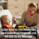 Cuidar Niños en Irun Hondarribia - foto
