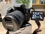 CANON EOS 750D + 24MPX + WIFI