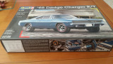 MAQUETA 1968 DODGE CHARGER R/T 1:25