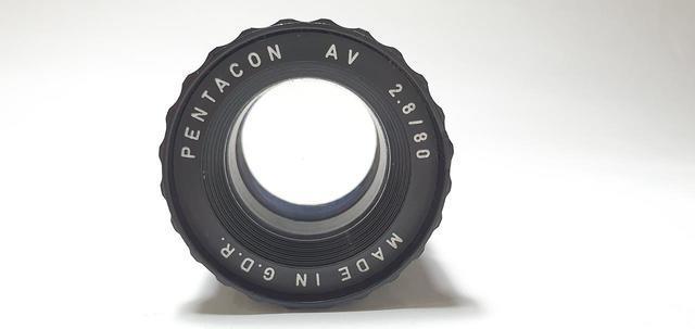 Pentacon av 80 / 2.8 bokeh burbujas - foto 1