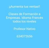 FORMACIóN INGLéS O FRANCéS. ONLINE