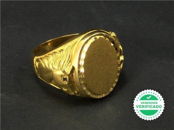 Sello Oro Primera Ley (Oro 18k) - foto 1