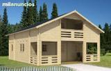 Casas de madera - foto