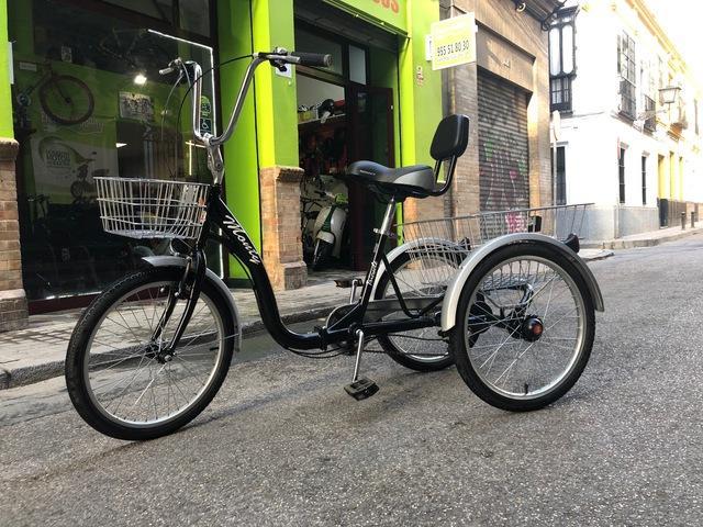 triciclo monty plegable - foto 1