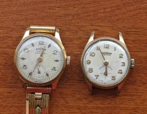 Reloj de pulsera Dogma Prima 15 rubis - foto 1