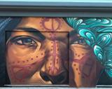 Murales, ilustraciones por encargo. - foto