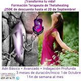 FORMACIóN INTENSIVA DE THETAHEALING