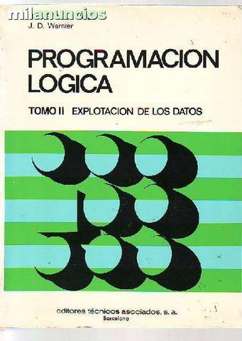 ProgramaciÓn lÓgica. - foto 1