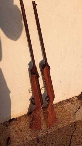 carabinas antiguas - foto 1