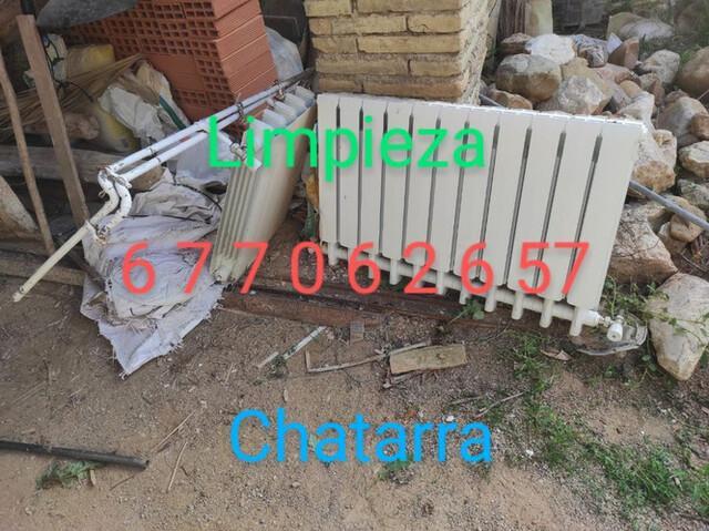 CHATARRA maquinaria hierros tornillería - foto 1