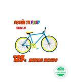 Bicicleta fixie personalizada talla m co - foto