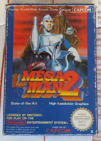 MEGA MAN 2 NES - foto 1